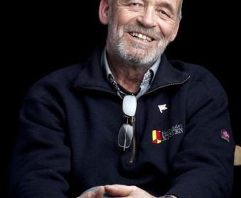 Samtale og fotoshoot med en 60-årsjubilant