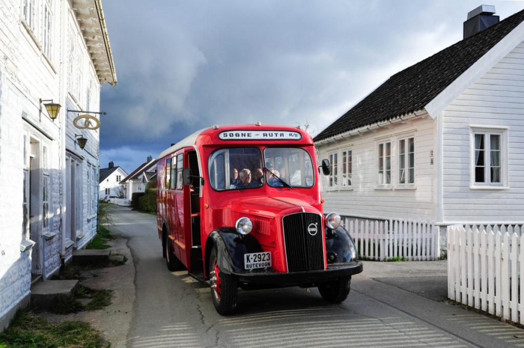 Stopp i Høllen i historiske omgivelser