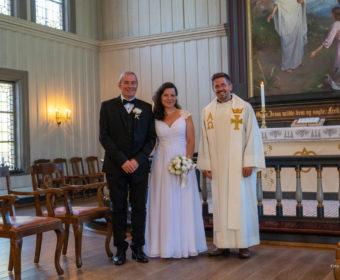 Bryllup i koronatid