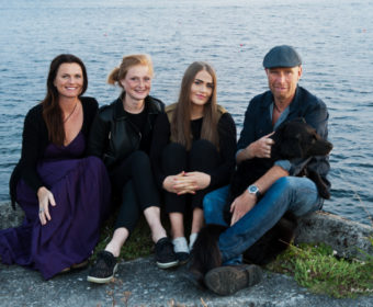 Familiefotografering i Søgne juli 2016