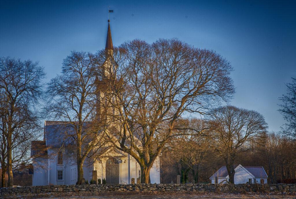 Lokalmiljø, kirkebygg